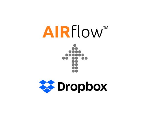 Dropbox import Airflow